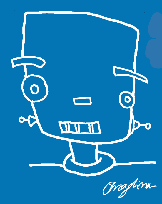 STEAM bot head