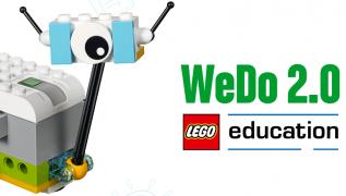 Lego WeDo (ages 7 - 11)