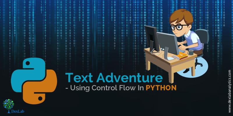 Online Text Adventure in Python Class